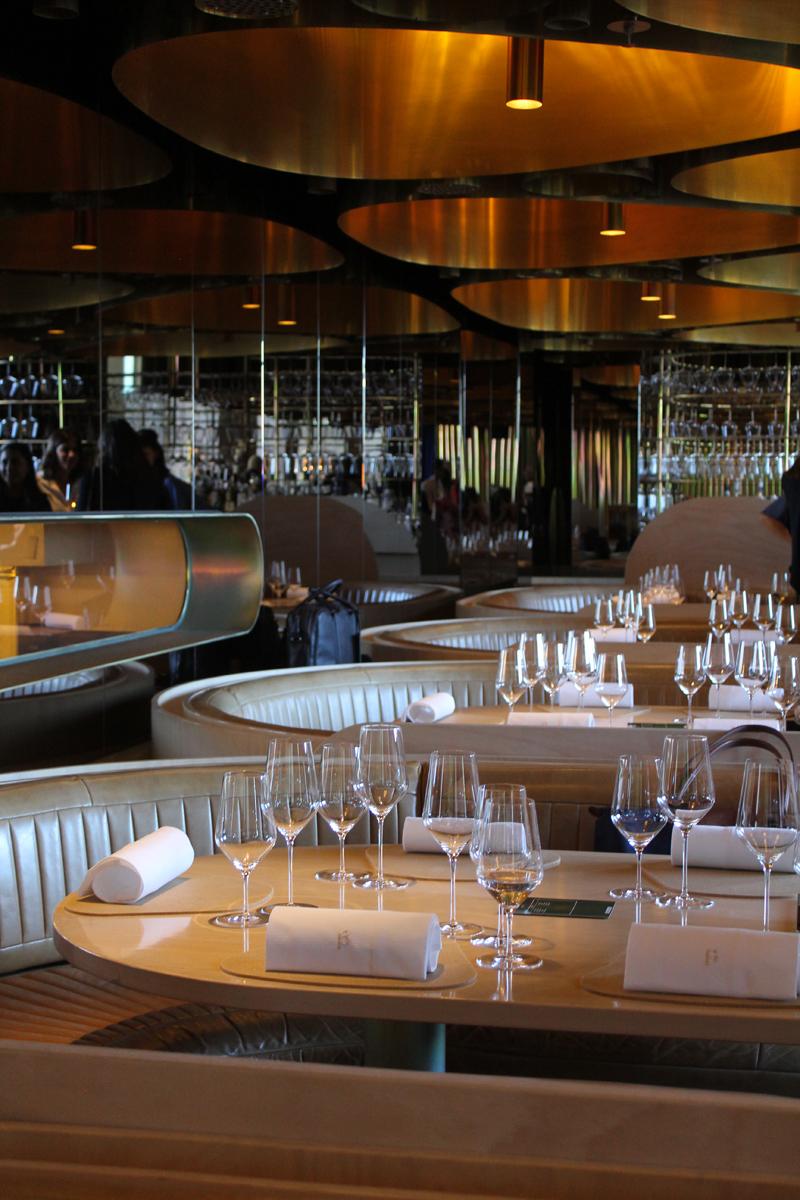 The Press Club Restaurant, Melbourne