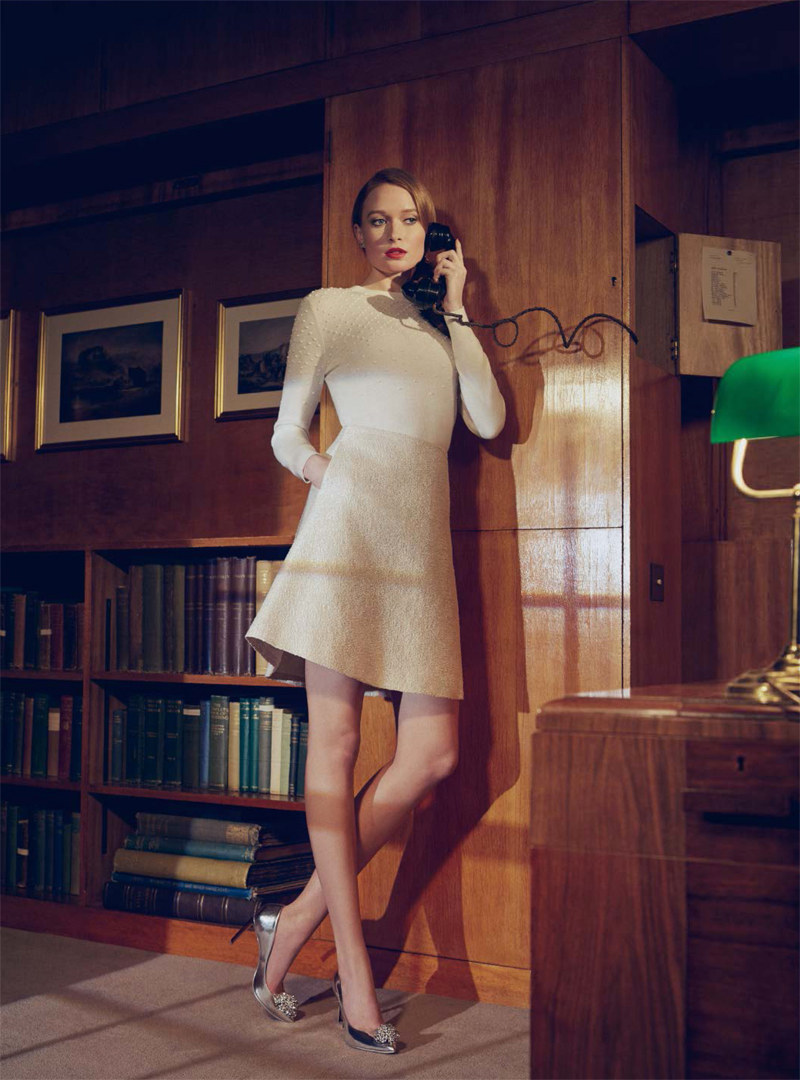 Ted Baker AW 2017 campaign