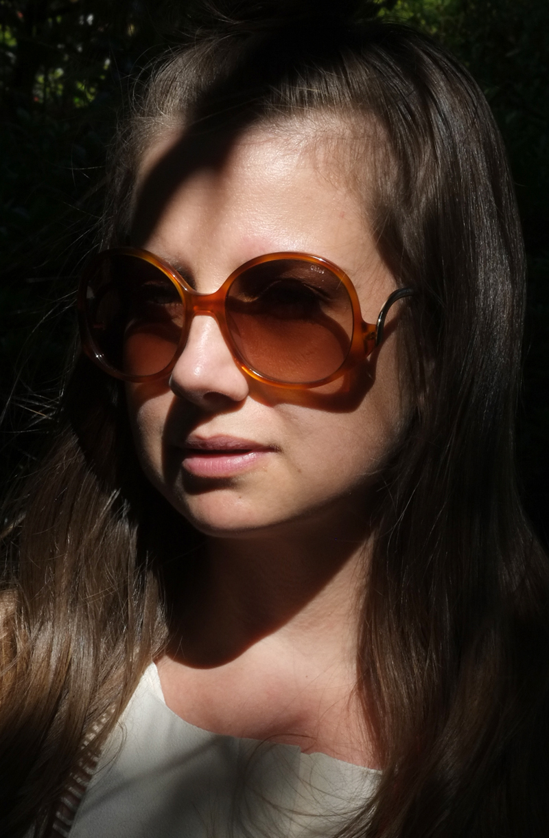 Chloe 'Emilia' sunglasses