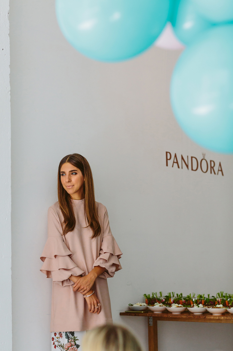 Pandora Jewelry Luncheon in Melbourne Australia