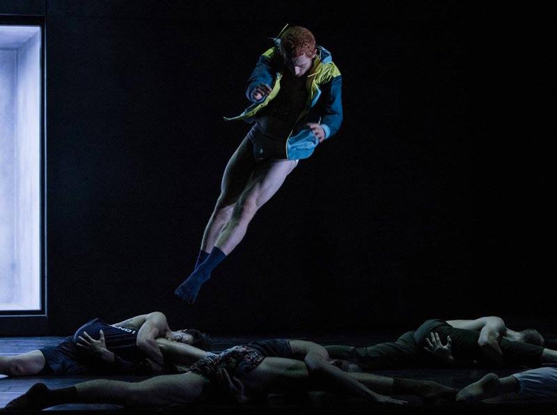 Sydney Dance Company performance of 'Orb'