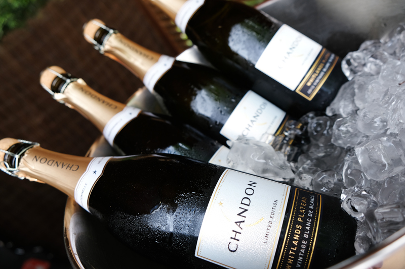 The Domain Chandon Winery in Victoria's Yarra Valley