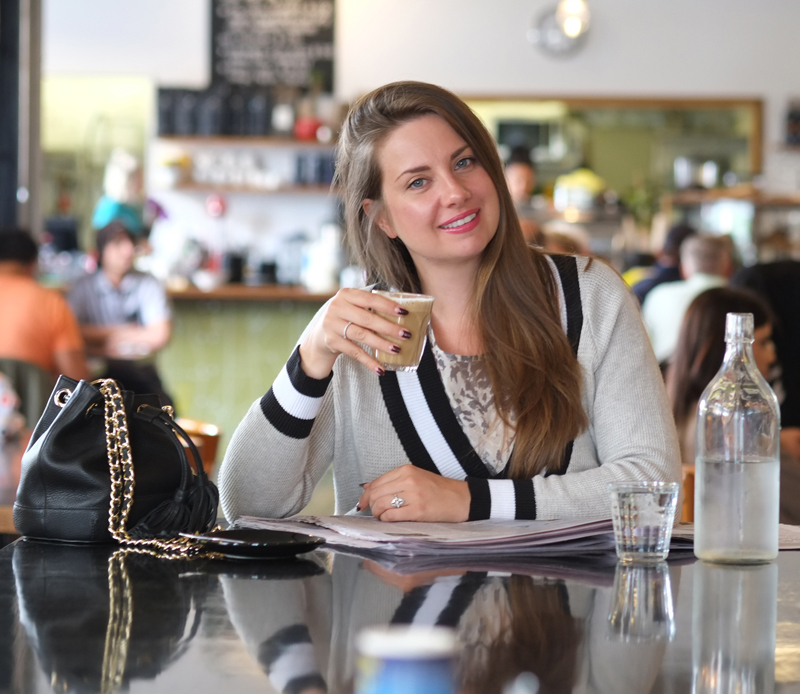 Blogger Lady Melbourne