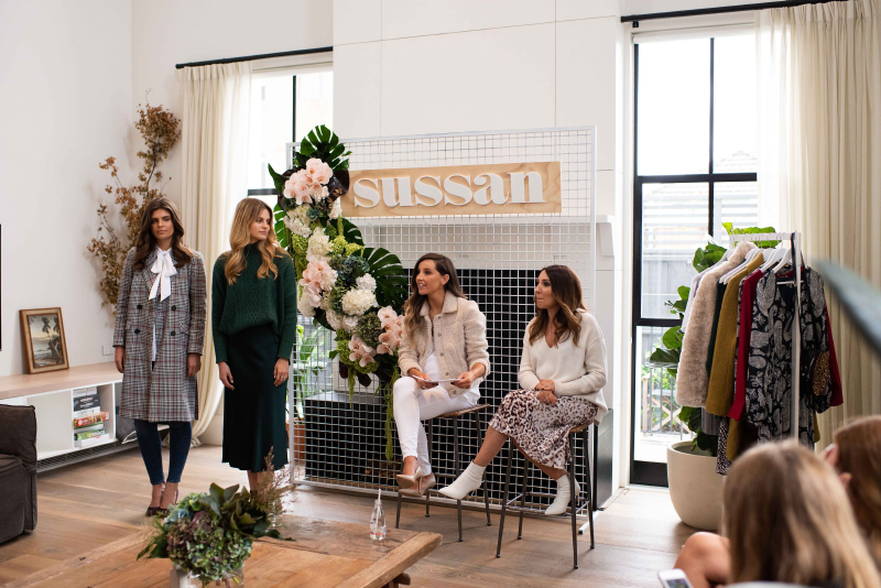 Sussan AW 19 Launch